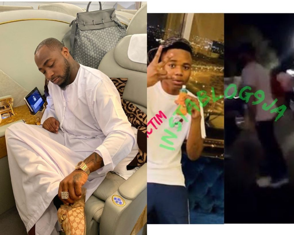 Davido arrested