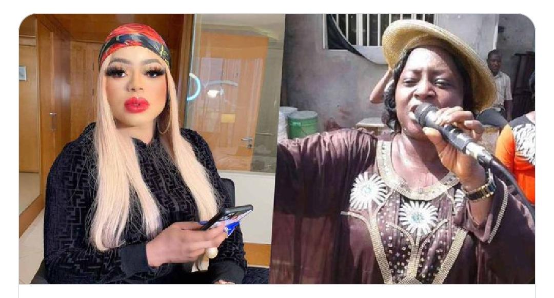 Nigerian Crossdresser, Bobrisky Mocks Prophetess Who Said That He Won't Make It Through 2019 - Tatahfonewsarena